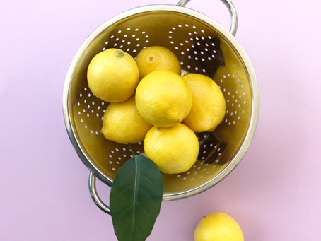 Why you should drink Lemon Water every morning!