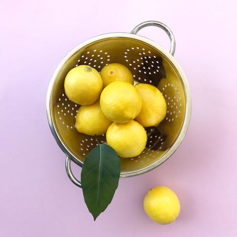 Lemon + Honey For Glowing Skin