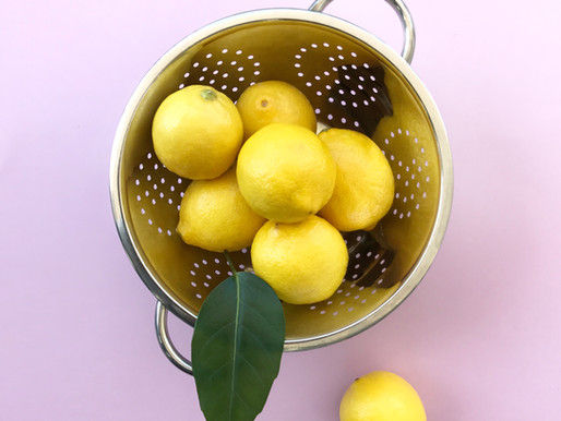 Our Favourite Uses for Lemon Oil