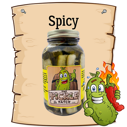Spicy Dill