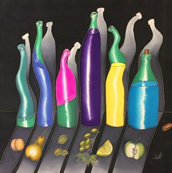 Говорящие бутылки. 2015 г.