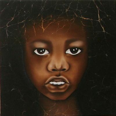 """""""Глаза Африки. Авторская копия""""2012г"""