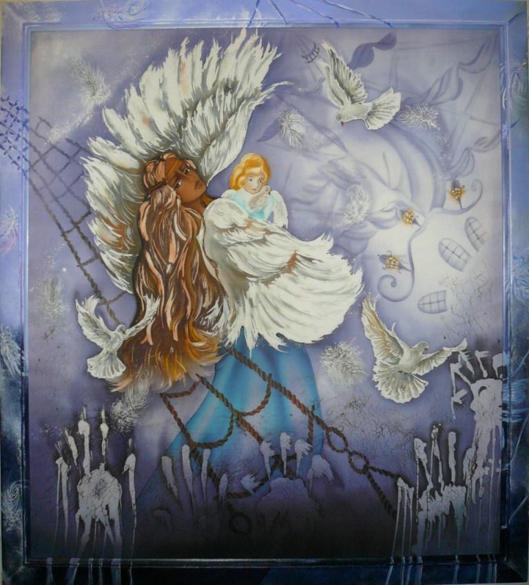 """""""Ангел"""" 2010г."""