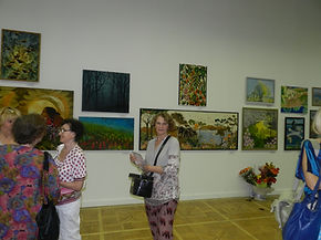 Батик 21века Ежегодная выставка С.Г.Давыдова