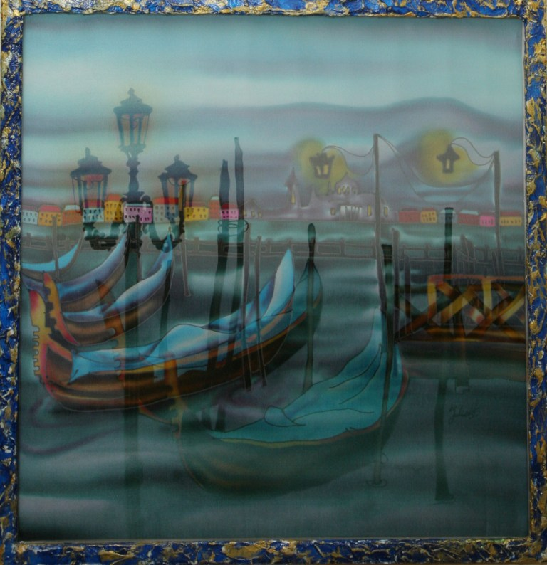 """""""Венецианский пейзаж"""" 2011г."""