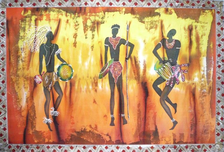 """""""Африканский стиль"""" 2010г."""