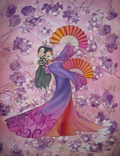 """""""Танец Сакуры"""" 2009г."""