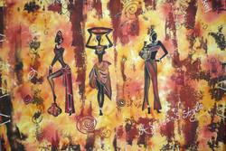 """""""Африканский стиль 1"""" 2010г."""