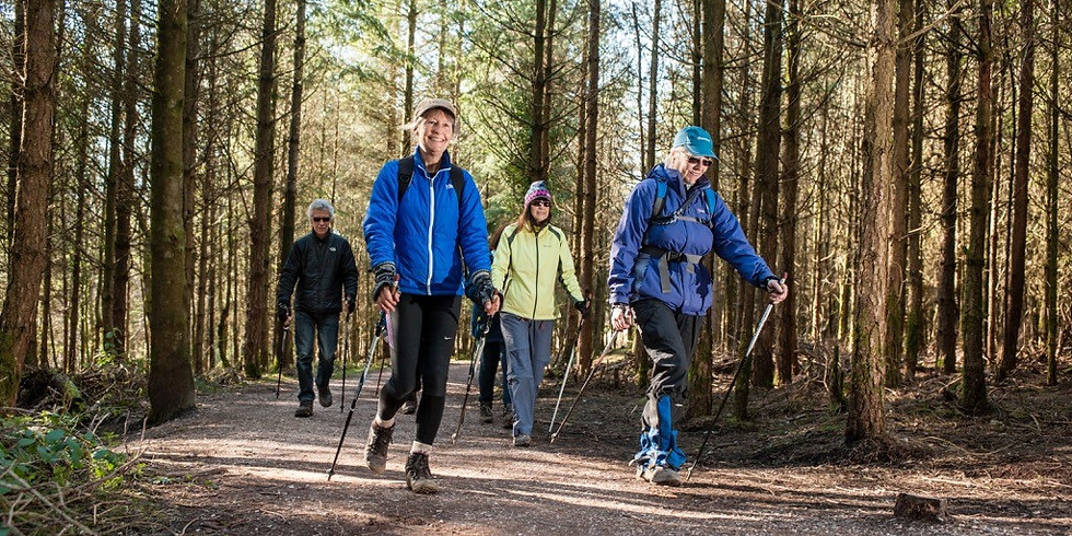 Nordic Fitness Walking Oct Term 1st Oct - 13th Dec (7 Weeks)