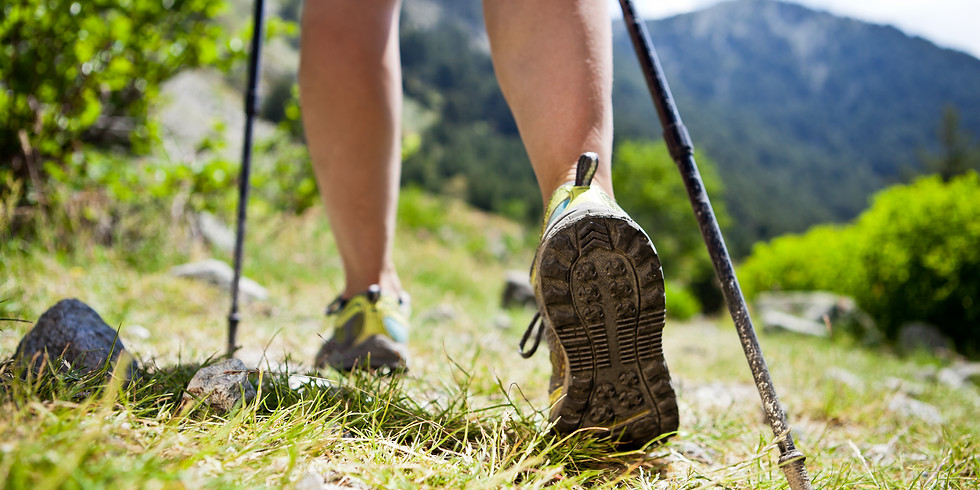 Learn to Nordic Walk Course Thursday 11th & 18th Oct 9.30 - 11am (1)