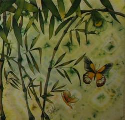 """""""Бамбук и бабочки"""""""