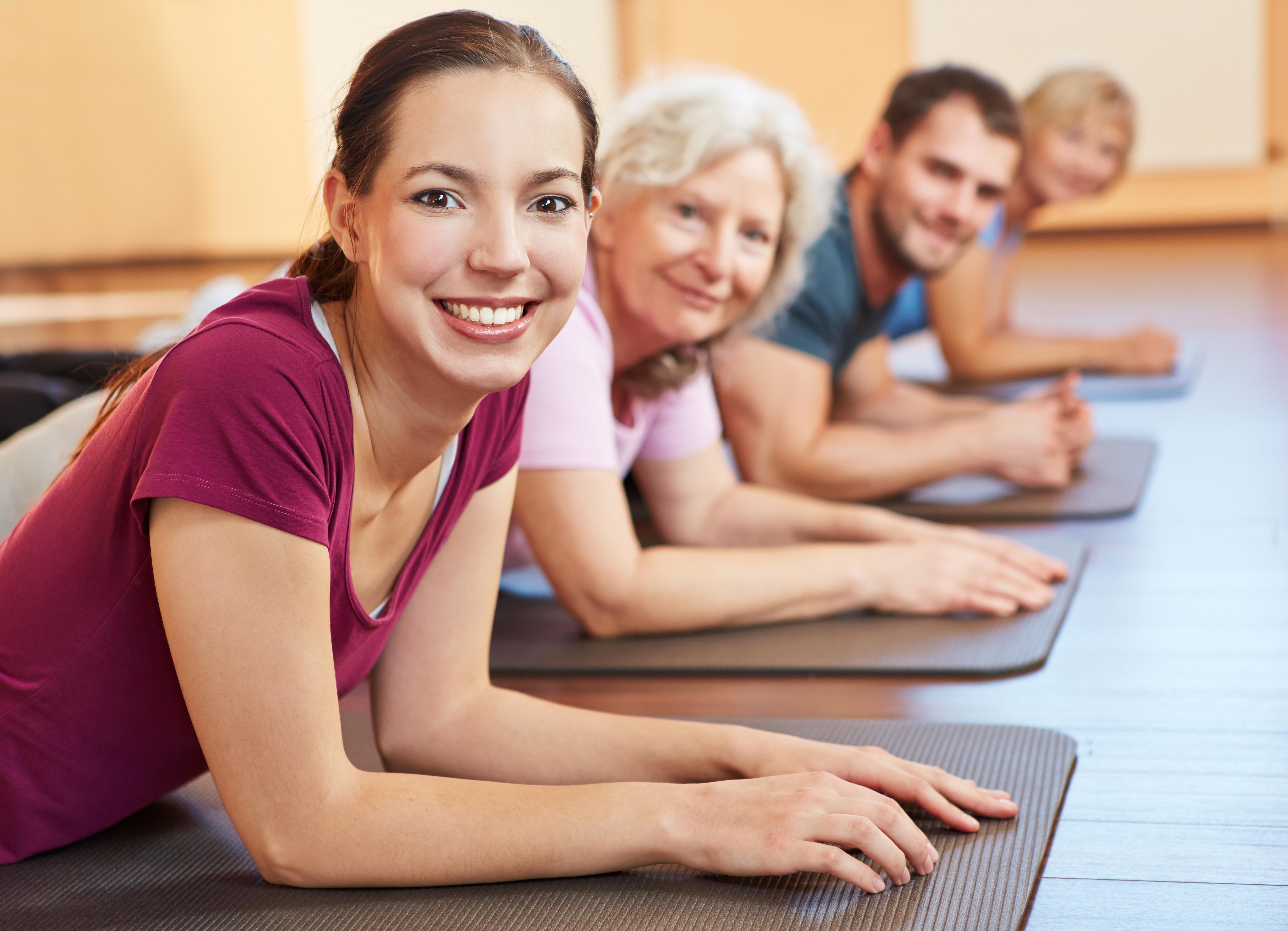Pilates Monday's 9.15am (1 Class)