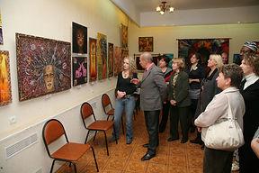 Персональная выставка Юлии Смирновой