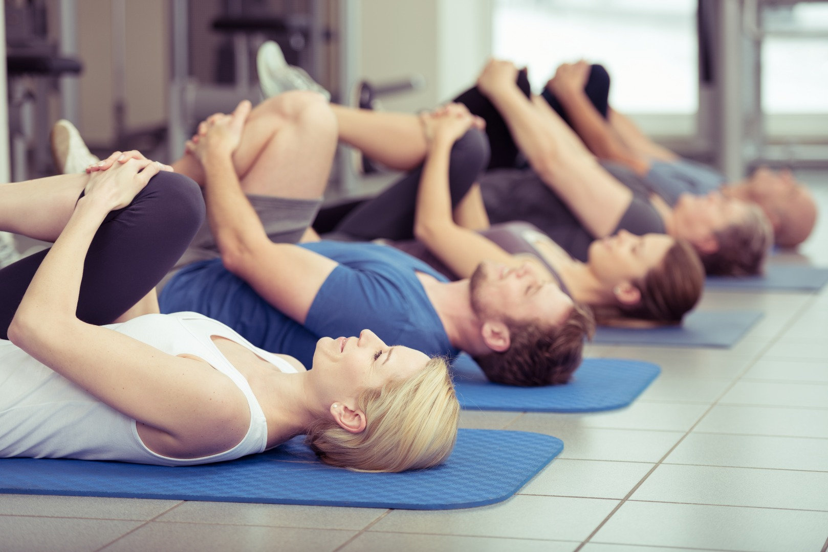 Pilates Term at Alphington Village Hall