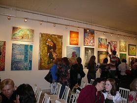 3-я ежегодная выставка Центра Батика С.Давыдова