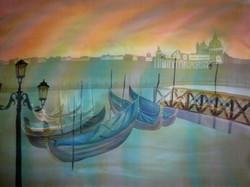"""""""Виды Венеции"""" 2009г."""