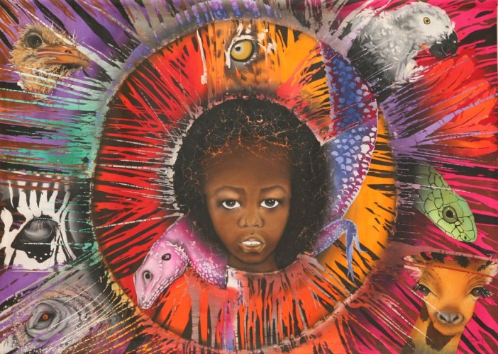 """Глаза Африки"" 2012г."