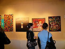 2-ая ежегодная выставка Центра Батика С.Давыдова