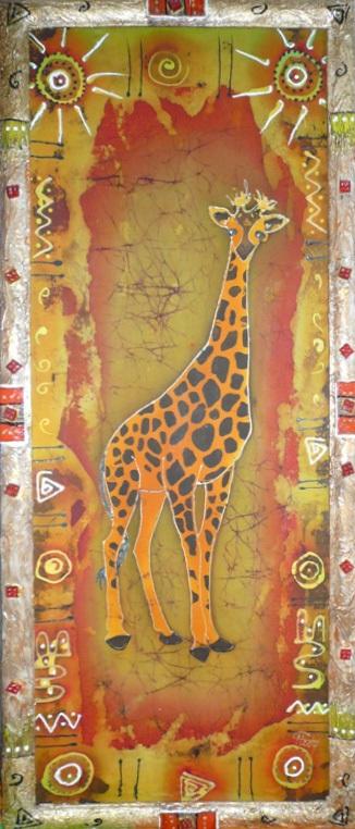 """""""Жираф"""". 2011 г."""