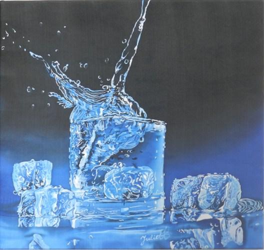 """""""Стакан со льдом"""" 2013г."""