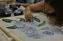 Обучение росписи по шелку и технике батик взрослых и детей в г. Пушкино