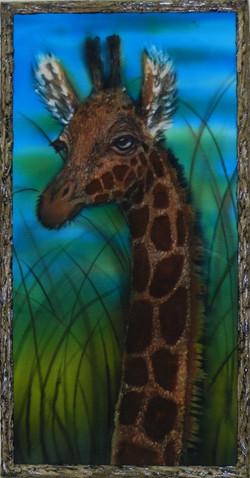 """""""Печальный жираф"""""""
