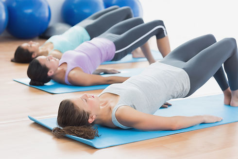 shutterstock_173874242Pilates young clas