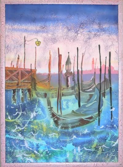 """""""Пейзаж. Венеция"""" 2010г."""