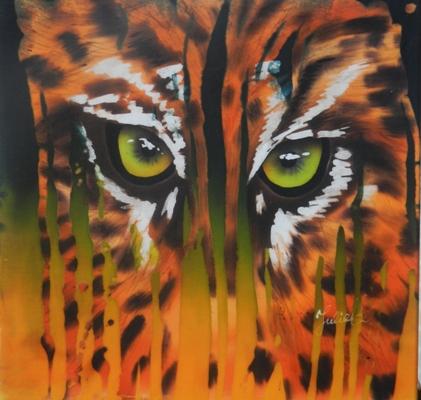 """""""Глаза тигра"""" 2013г."""