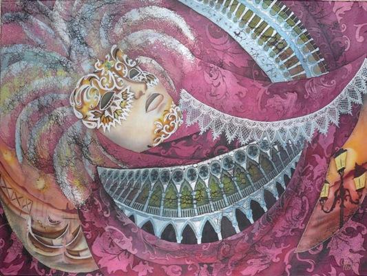 """""""Венецианская маска"""" 2010г."""