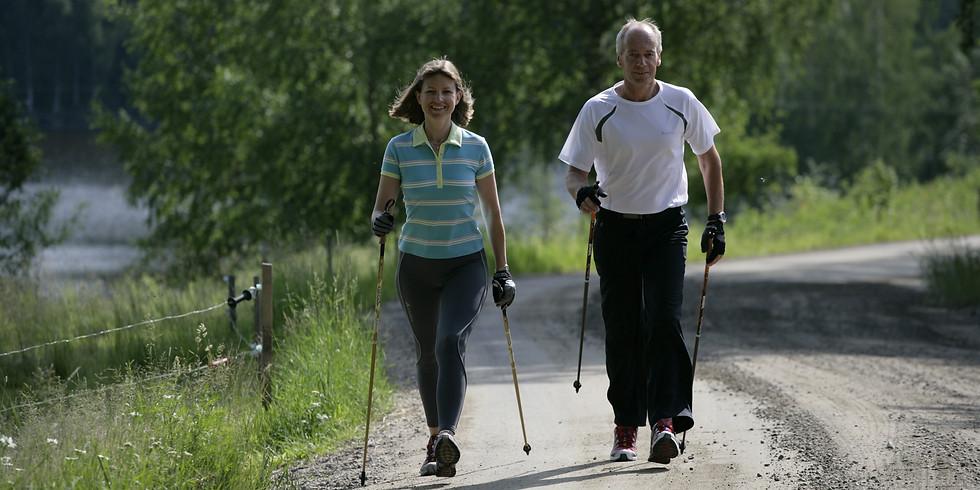 Nordic Walking Taster Class Haldon Forest Park