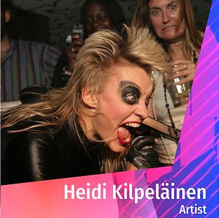 Heidi Kilpeläinen