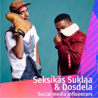 Seksikäs Suklaa & Dosdela