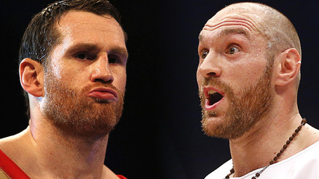 Tyson Fury vs David Price – you know it makes sense