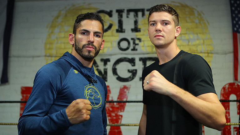 Why Luke Campbell can beat Jorge Linares