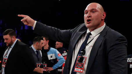 Should Tony Bellew fight Tyson Fury?