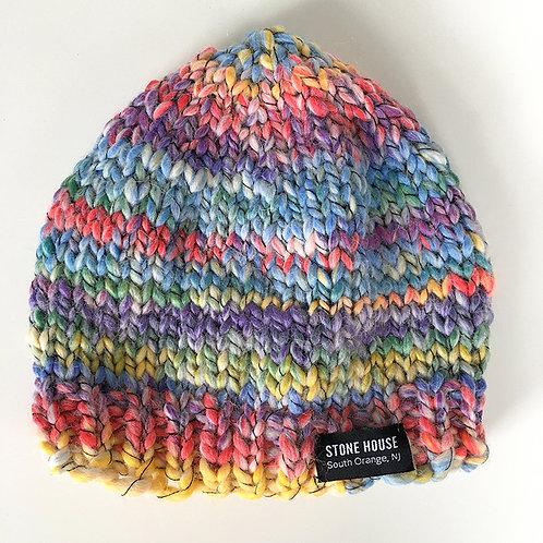 Rainbow or Unicorn Winter Hat