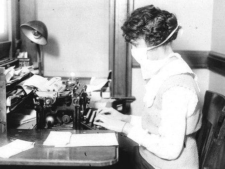 People gave up on flu pandemic measures a century ago when they tired of them – and paid a price