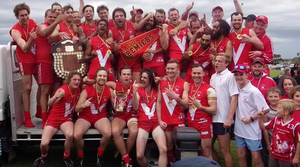 Grand Final - League - Ramblers v Mannum