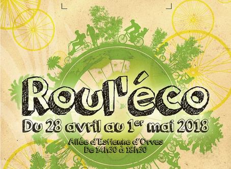 Le RSCT vous donne rendez vous du 28 avril au 1er mai pour la manifestation Roul'éco à Sanary !