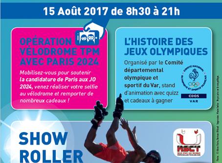 Le RSCT au Vélodrome Toulon Provence Méditerranée !