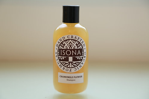 CHAMOMILE FLOWER, hair and body shampoo