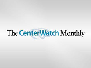 The CenterWatch Montly