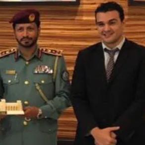 Major General Saif AlZari Al Shamsi