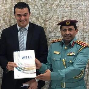 Colonel Abdullah Suhail Al-Afari
