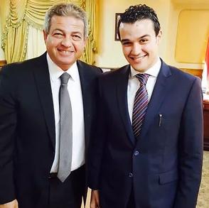 H.E, Khaled Abdulaziz,