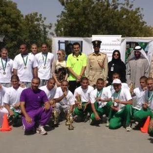 Sustainability & Environmental Camp Dubai Police and Dubai Municipality