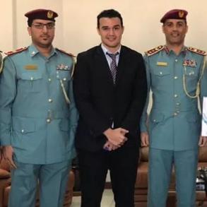 Major General, Saif Al Ahmad