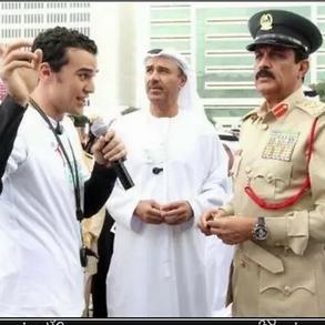 Lt. General Khamis Mattar Al Mazeina