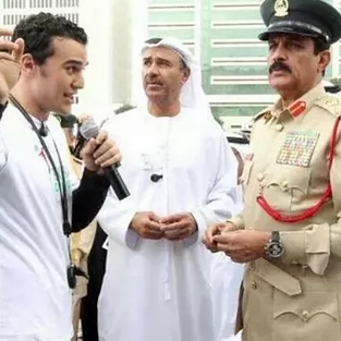 Car Free Day  Dubai Police and Dubai Municipality